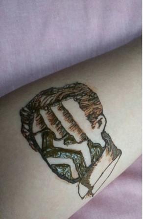 Small/Intricate Forearm Piece