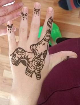 Small, Intricate Hand Piece