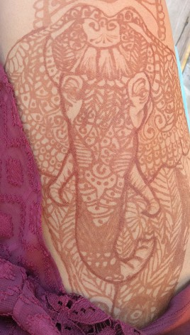 Extra Large/highly Intricate Thigh Piece