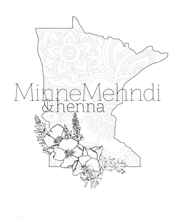 MinneMehndi Logo